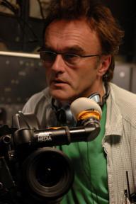 Danny Boyle directing Sunshine