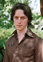 James McAvoy in The Last King of Scotland