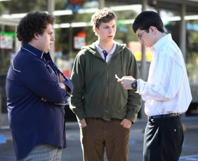 Superbad cast