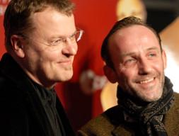 Stefan Ruzowitzky and Karl Markovics
