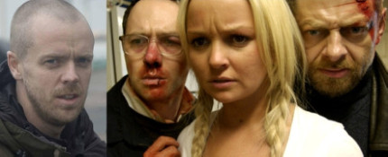 Paul Andrew Williams (writer-director), Reese Shearsmith, Jennifer Ellison and Andy Serkis