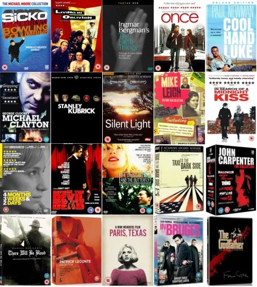 Best DVDs of 2008