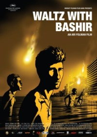 Waltz With Bashir poster