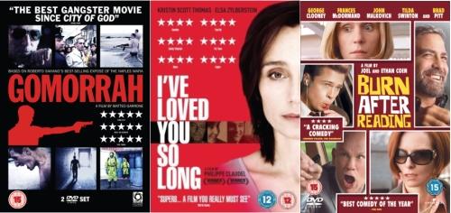 UK DVD Picks 09-02-09