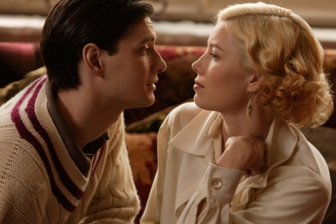 Ben Barnes and Jessica Biel on Easy Virtue