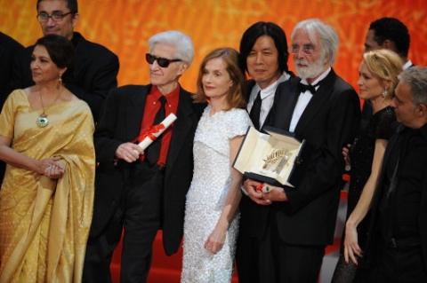 Cannes 2009 winners