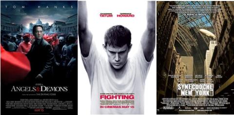 UK Cinema Releases 15-05-09