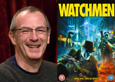 Dave Gibbons on Watchmen