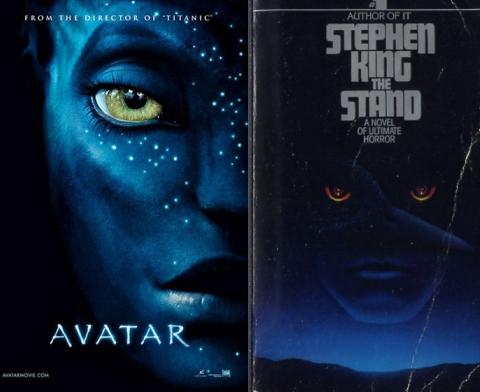 Avatar Poster Inspired By Stephen King Novel Filmdetail