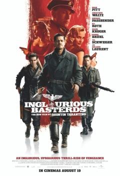 Inglorious Basterds UK poster