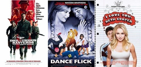 UK Cinema Releases 21-08-09