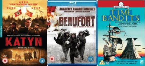 DVD & Blu-ray Releases 05-10-09