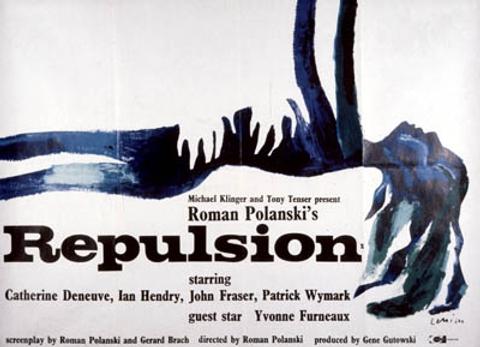 Repulsion UK poster