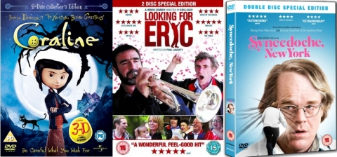 UK DVD & Blu-ray Releases 12-10-09