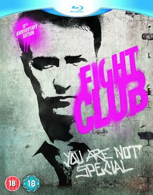 Fight Club on Bluray