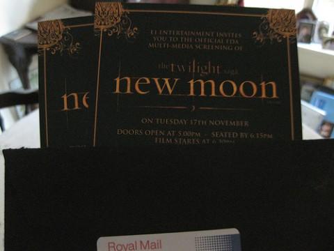 New Moon tickets