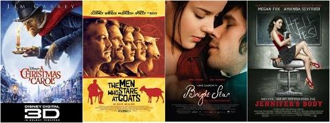 UK Cinema Releases 06-11-09