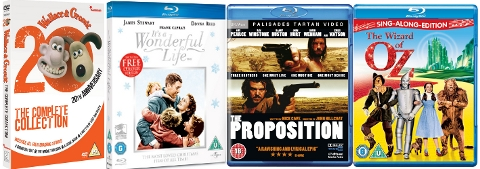 UK DVD Releases 02-11-09