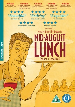 Mid August Lunch DVD