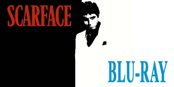 Scarface on Blu-ray