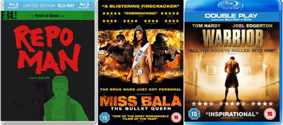 UK DVD & Blu-ray Picks 20-02-12