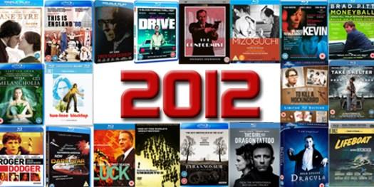 Best DVD Blu of 2012