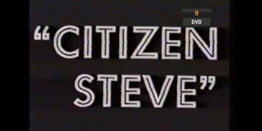 Citizen Steve 1987
