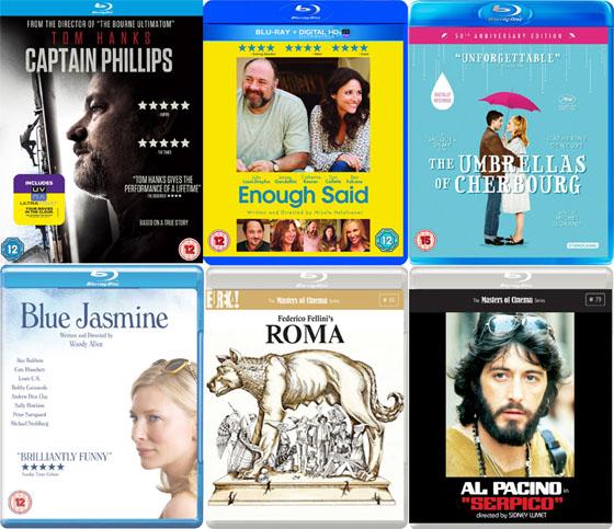 DVD Blu-ray FEB 2014