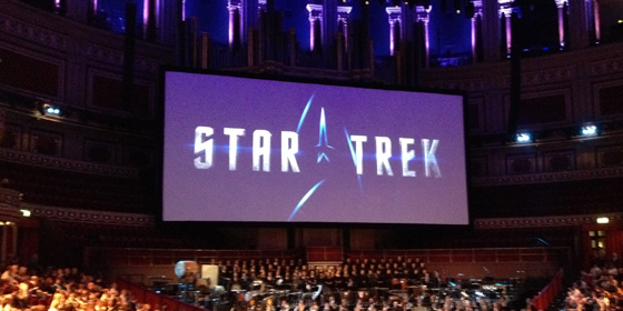 Star Trek at the Royal Albert Hall