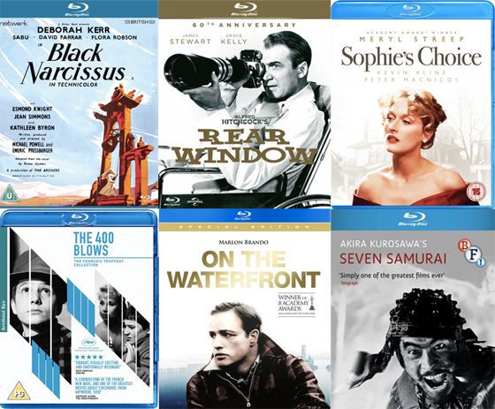 DVD and Blu-ray Picks AUGUST 2014