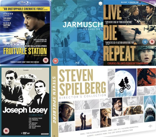 DVD and Blu-ray OCTOBER 2014