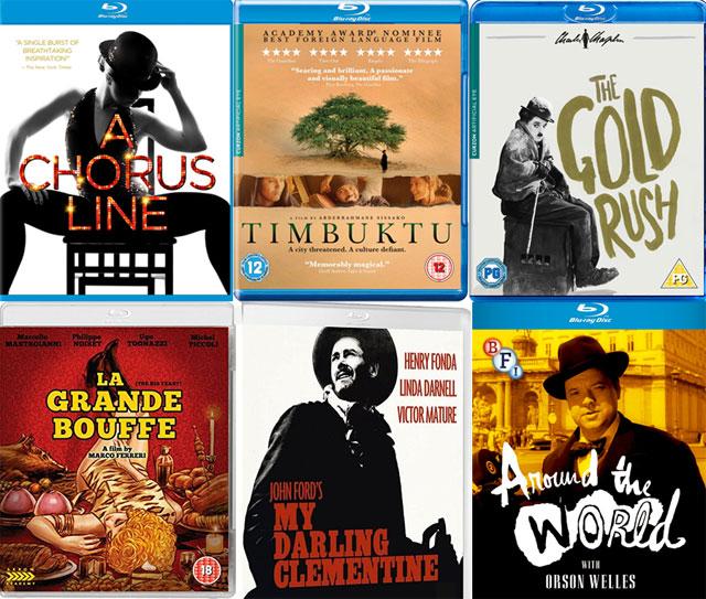 DVD & Blu-ray Picks: August 2015
