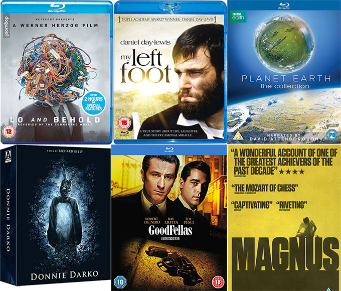 DVD & Blu-ray Picks: December 2016
