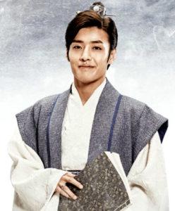 8. Prens Wang Wook -Wang Wang Wu Nehri
