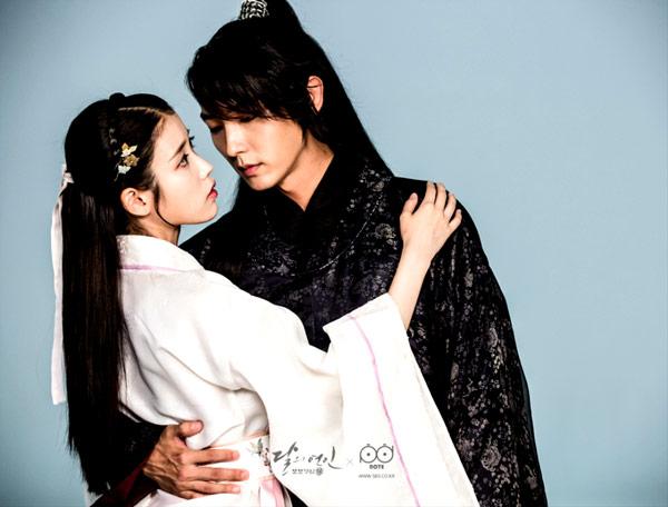 tarihi dram türü kore dizileri Moon-Lovers-Scarlet-Heart / Aşka yolculuk