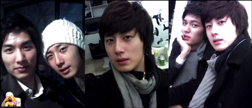 lee min ho -jung il woo