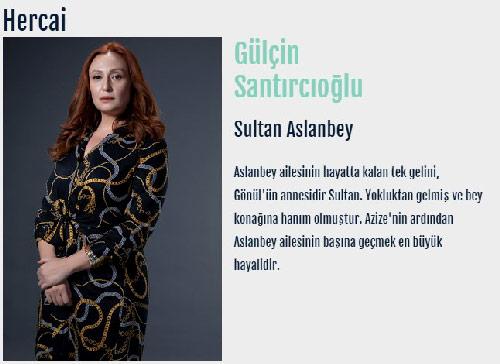 Gülçin-Santırcıoğlu-hercai-Sultan-Aslanbey-Kimdir