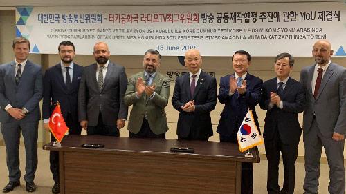 Türkiye - Güney Kore Yapımı Ortak Diziler
