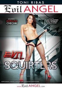 Evil Squirters 2015 , filme xxx online , full hd , vedete porno , muie , pizda , cur , orgasm , se pisa pe ele , sex oral , sex anal , porno staruri , dubla penetrare , pula mare , Adriana Chechik, Karla Kush, Kleio Valentien, Zoey Monroe ,