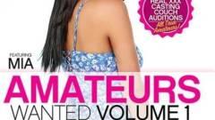 Amateurs Wanted Volume 1 filme xxx 2015