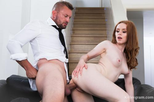Roscata Ella Hughes sex cu o pula mare xxx 2019 HD . 10