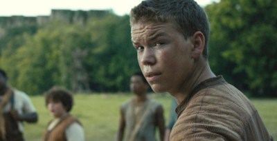 BAFTA-winner Will Poulter appears in YA adaptation The Maze Runner