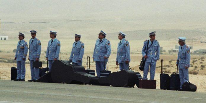 A zenekar látogatása (Bikur Ha-Tizmoret, 2007)