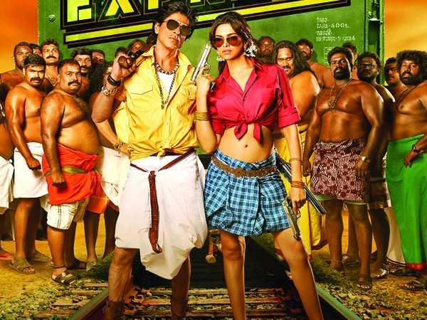 SRK-Deepika's taboo wars