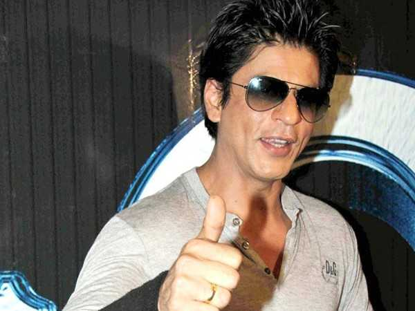 SRK's wish fulfilled