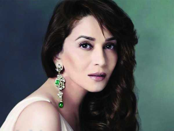 Madhuri refuses to use a body double