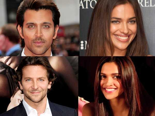 Hrithik, Deepika's Hollywood twins!