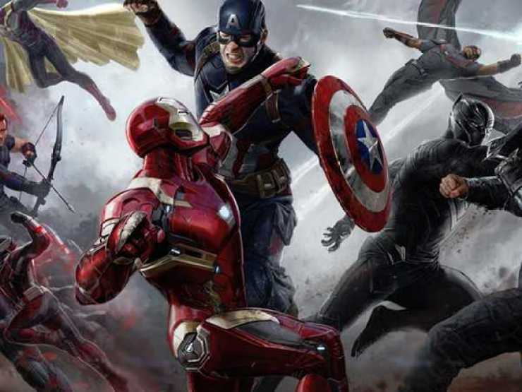 Movie Review : Captain America: Civil War