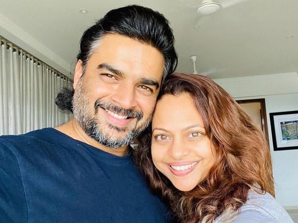 R. Madhavanâs birthday wish for wife Sarita Birje is all things love