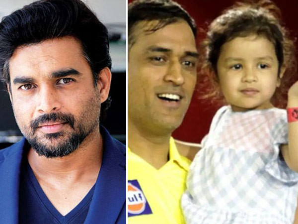 R Madhavan reacts to the teenagerâs arrest who sent rape threats to MS Dhoniâs daughter